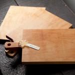 チーズカッティングボード