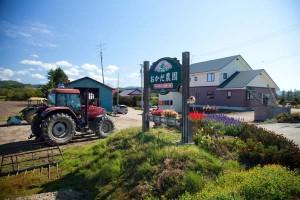現在40haを作付けするおかだ農園は、明治時代に岐阜県から入植した岡田さんの祖父が基礎を築いた。