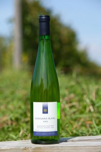 醸造元から戻ってきた農園販売分のワインは、今年も1週間で完売。あとはレストランや酒販店で出会うことができる。