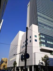 最新高層ビル